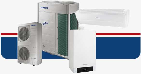 системи за отопление и охлаждане
